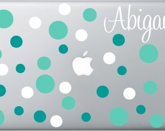 Custom Laptop Skins - Macbook Air Decals - Cute Stickers - Personalized Laptop Decals - Computer Decals - Macbook Personalization - Macbook