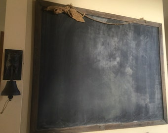 Chalkboard-Memo-Entryway, Regular or Magnetic Black Board, Organization-Menu Board