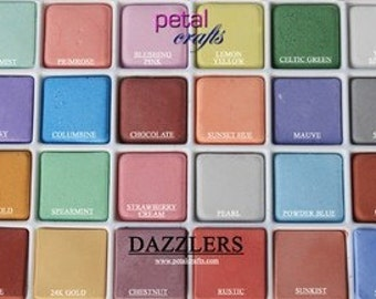Petal Crafts DAZZLERS LUSTER DUST