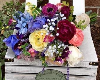 Summer Wildflower Bouquet