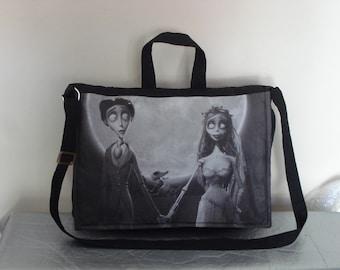 Shoulder bag bride corpse / Corpse Bride