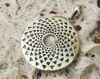 Brass Bull Yantra Locket