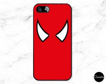 Spiderman Minimalist iPhone & Samsung Case