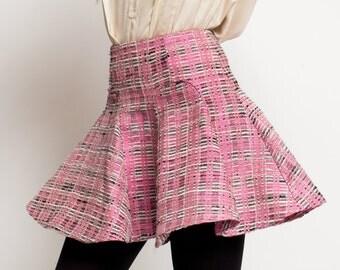 wool circle skirt etsy