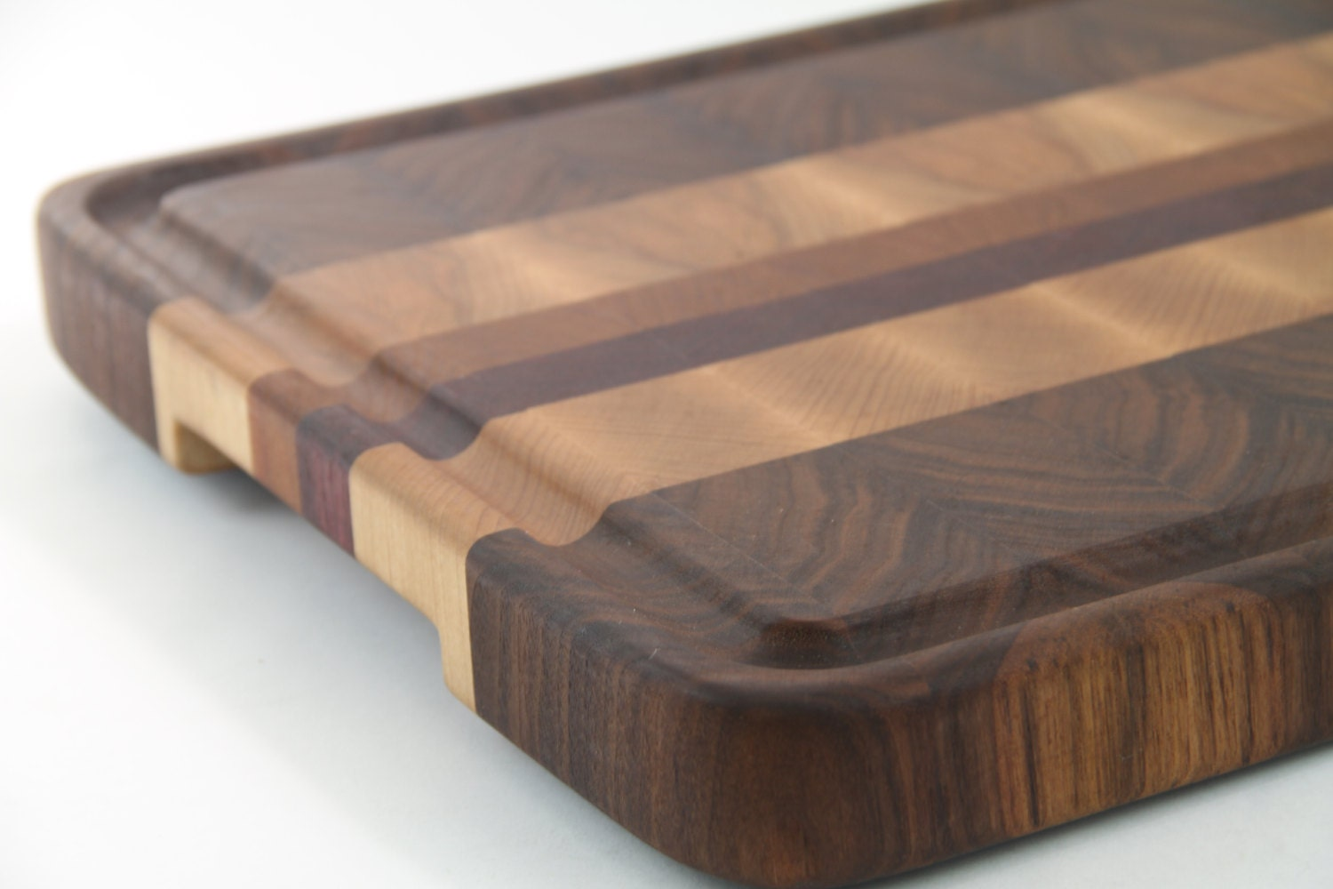 handcrafted wood cutting boards  end grain, Kitchen design