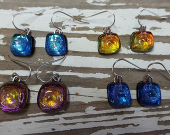Aurora Fire Earrings