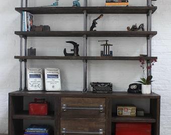 davis eiche gebeizt aufgearbeiteten ger st von. Black Bedroom Furniture Sets. Home Design Ideas