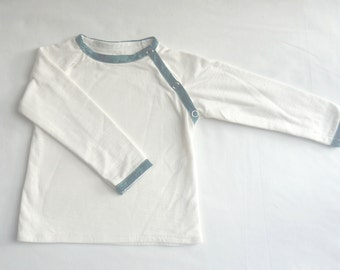 Baby Long Sleeve T - organic cotton