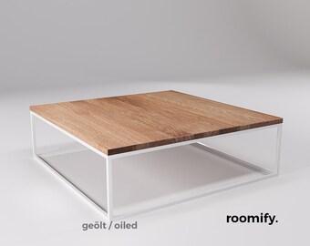 roomify coffee table DOMI white - loft, design, industrial industrial design coffee table