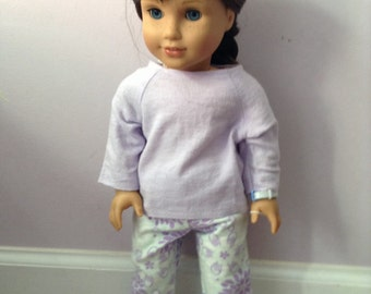 SALE!!        50% OFF!!!  18 Inch Doll PJs