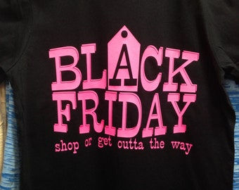 Black Friday Tee