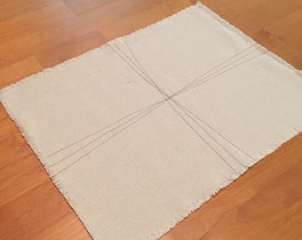 """Placemats  """"Test Pattern"""""""