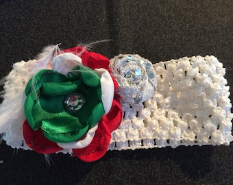 Delicate Holiday Headband