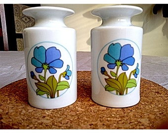 70's Salt & Pepper Set