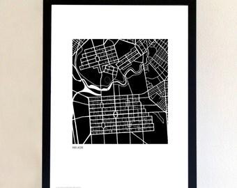 Adelaide Art Print