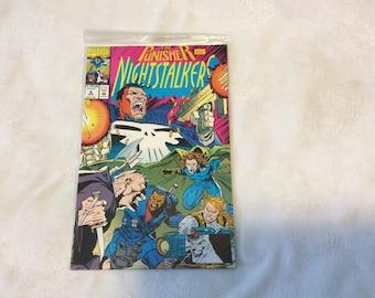 1993 Marvel Comics The Punisher Nightstalker