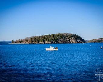 Bar Harbor - Maine - New view