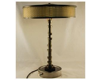Crankshaft and and Air Cleaner Lamp