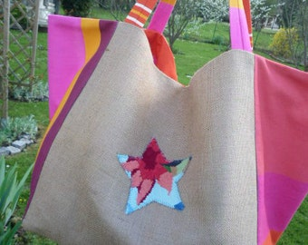 "Tote bag ""Juliette"""