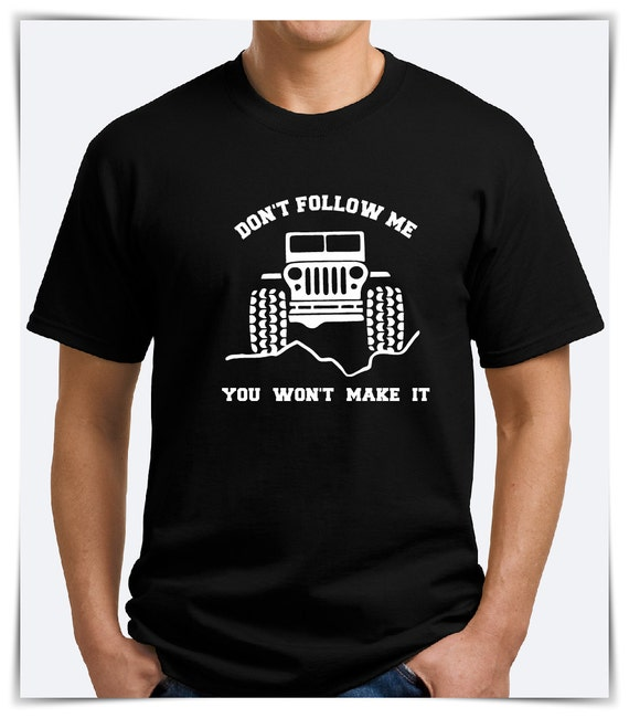 Jeep T Shirt Men S T Shirt Funny T Shirt By Atanerboutique