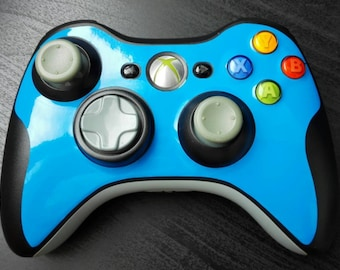Xbox 360 controller template for Silhouette Cameo (.studio3 file inside archive) !!! ONLY .studio3 file format for Silhouette Cameo!!!