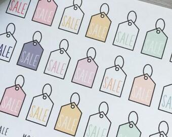 Sale Planner Stickers (MS-SALE)