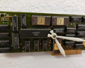 Handmade Geek Clocks