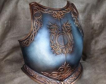 LARP Fantasy front body armor. Armor Plate