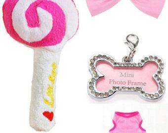 pink lollipop
