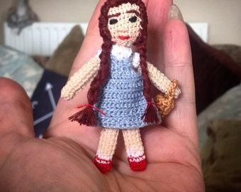 Tiny Dorothy Gale Doll...