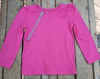 Zipport Girls Chemo Shirt
