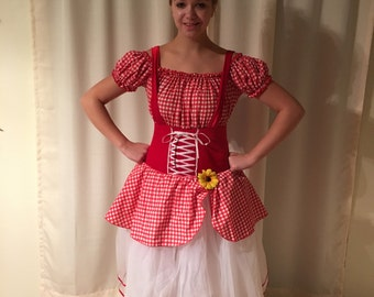 Country Ballet Costume