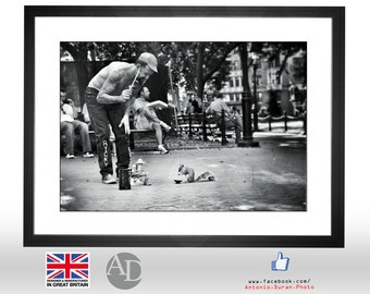 Tips for the Show, NYC, New York City, Central Park, Picture, Photography