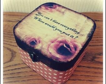 Handmade Cube Gift Box