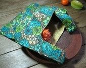 flowery market bag  FREE SHIPPING