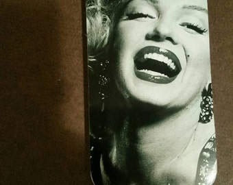 Cute Marilyn Monroe iPhone 5 case (homemade)