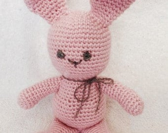 Bunny, Easter, Easter Bunny, crochet animals, crochet bunnies, handmade, durable