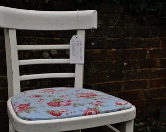 Vintage Retro Cath Kidston Covered Chair