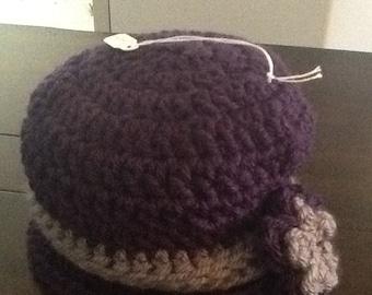 Crochet Cloche - infant