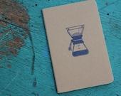 Chemex Moleskine Cahier Notebook