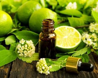 Organic Key Lime Essential Oil | 100% Pure Therapeutic Grade Aromatherapy |  1/2 oz (15ml)