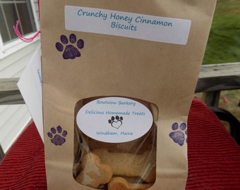 Dog Treats, Homemade Dog Treats, Dog Treat Bag, Pet Treats, Gourmet Dog Biscuits, Dog Cookies, Dog Gifts, Preservative Free, Pet Gift