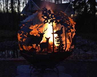 Huntsteel fireball
