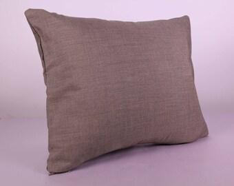 Outdoor Cushion Cover - Sand/Brown Rectangular (35cm x 45cm)