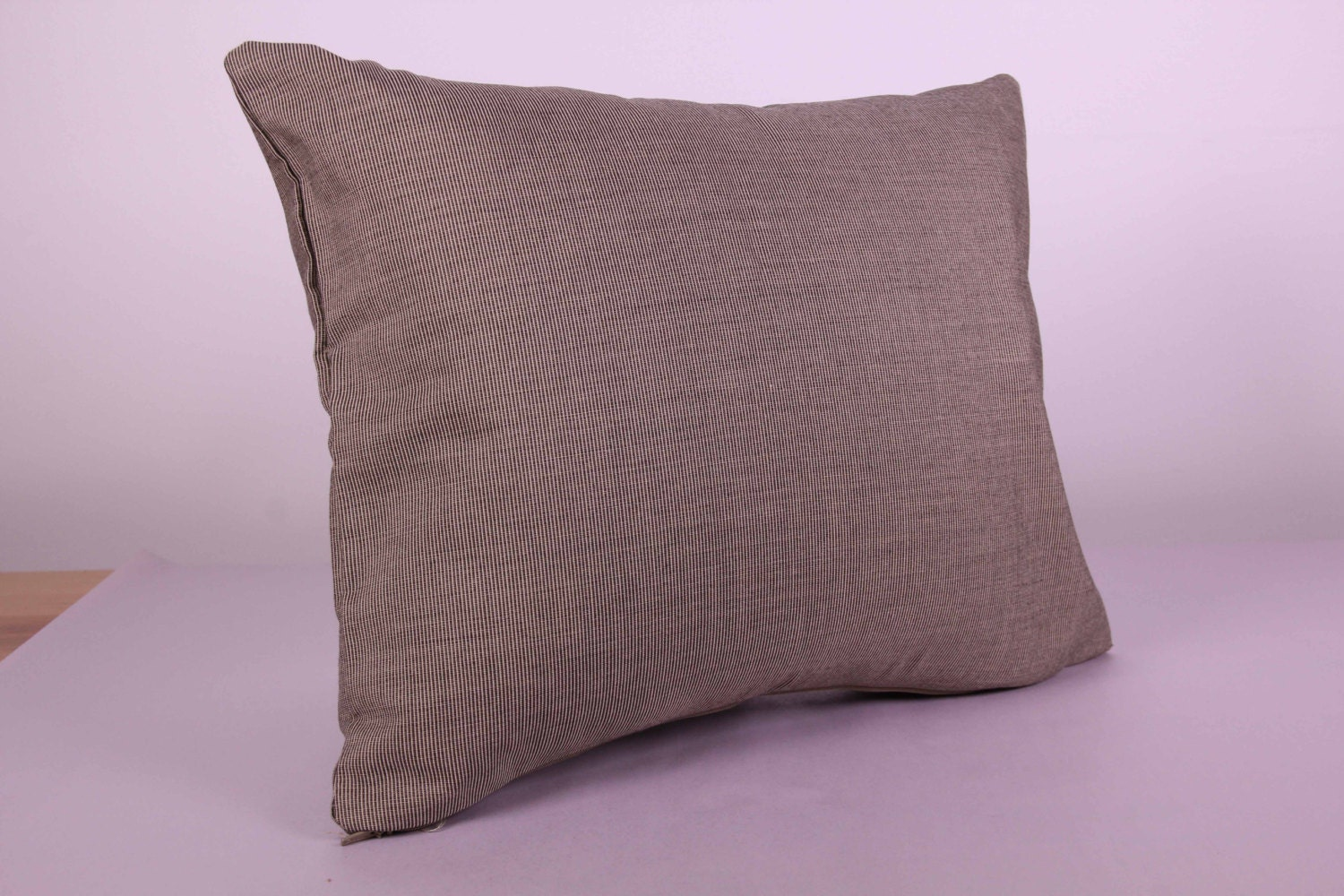 Outdoor Cushion Cover Sand Brown Rectangular 35cm by