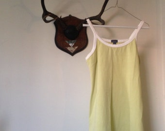Summer Lime Dress
