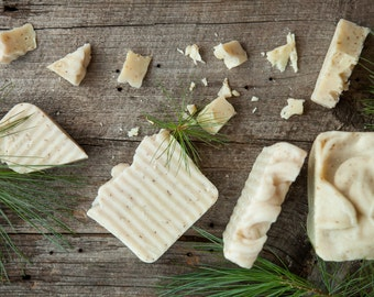 Pine Goats Milk Soap