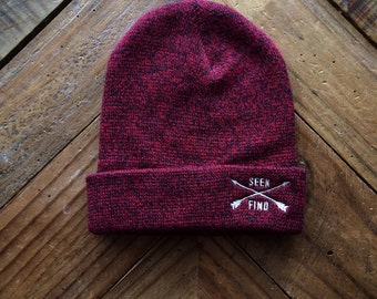 Seek & Find Camp Beanie