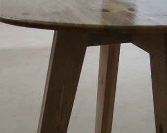 Side Table - Hand made in the UK