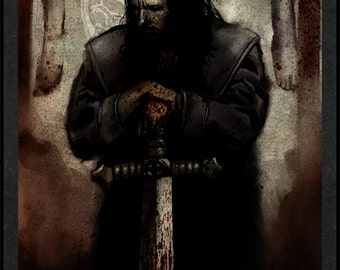 Vlad Tepes is Card Number 35 from the Original Serial Killer Trading Cards